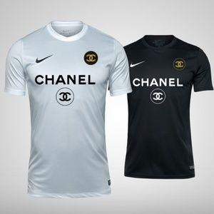 Nike x Coco Chanel Dri-Fit Jersey Unisex Brand New